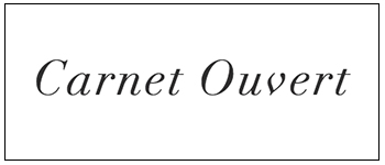Carnet Ouvert