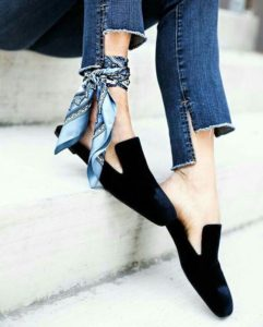 Scarf ankle Fashion Lab Trend been 8